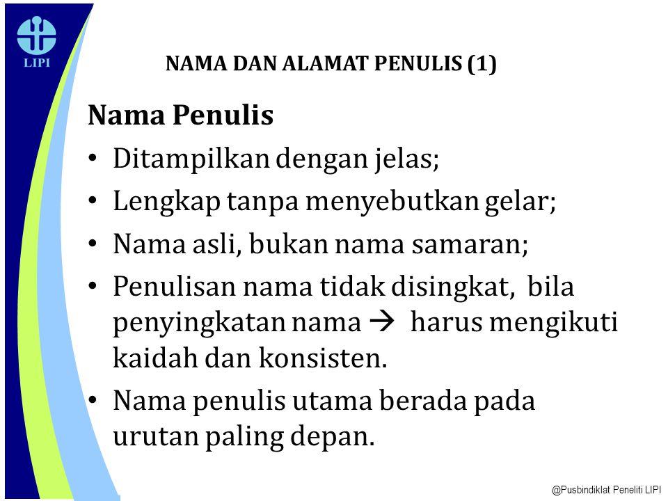 NAMA DAN ALAMAT PENULIS (1)