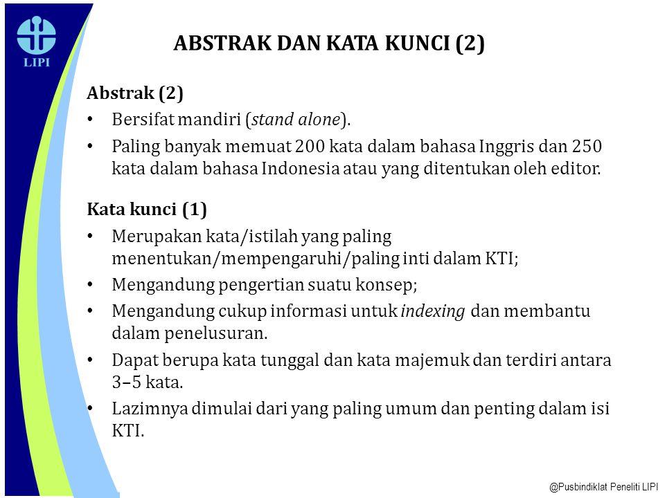 ABSTRAK DAN KATA KUNCI (2)
