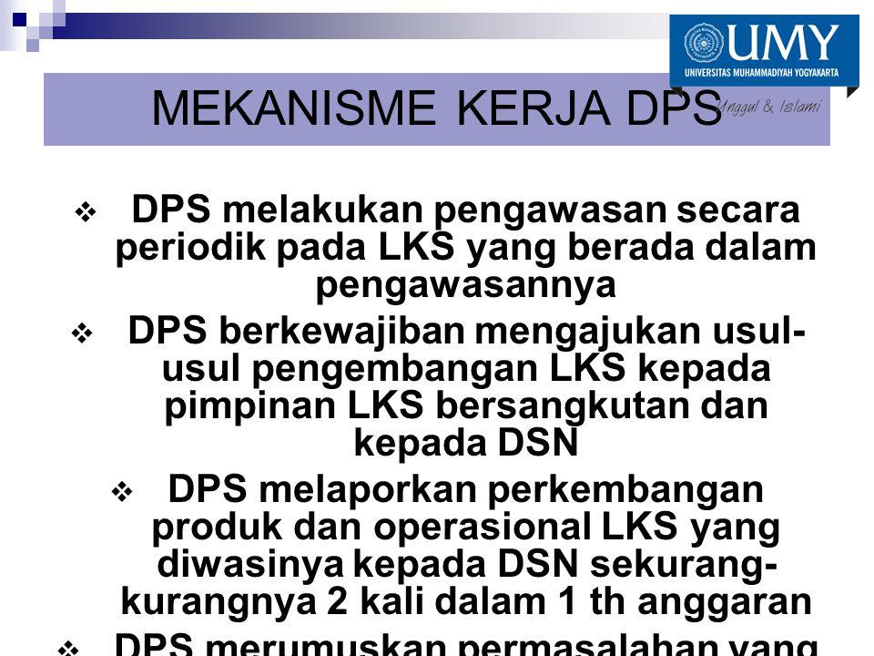 DPS merumuskan permasalahan yang memerlukan pembahasan DSN