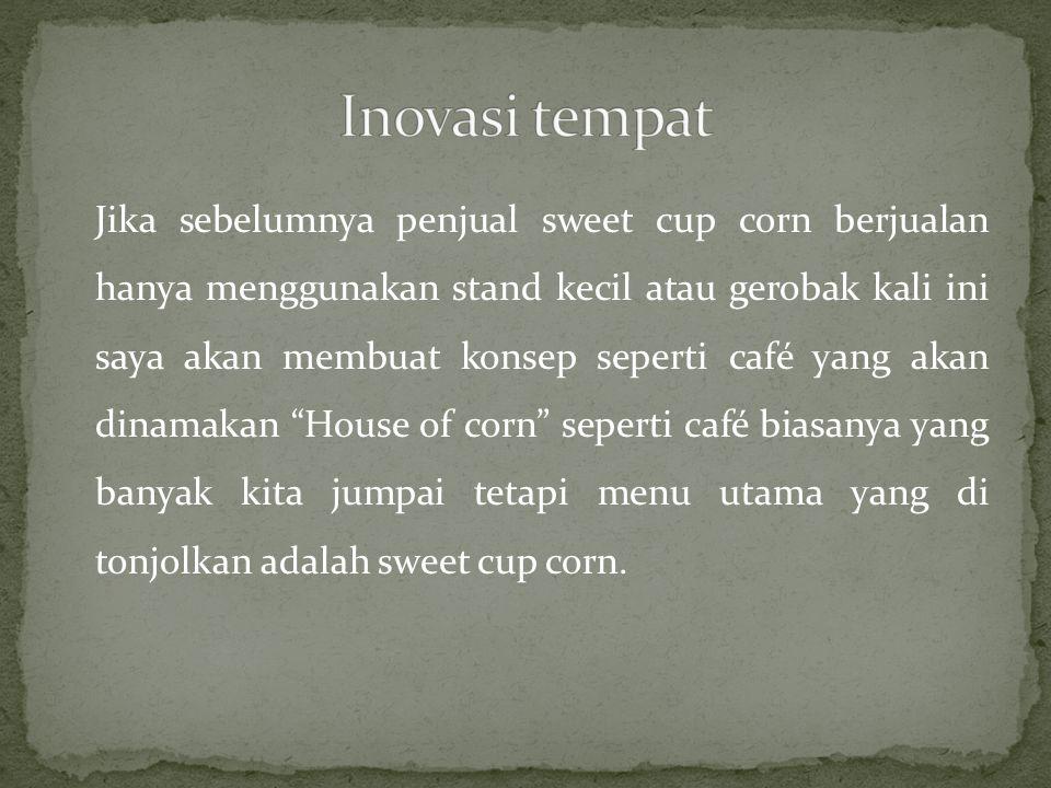 Inovasi tempat