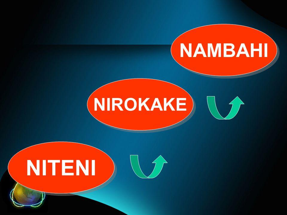 NAMBAHI NIROKAKE NITENI