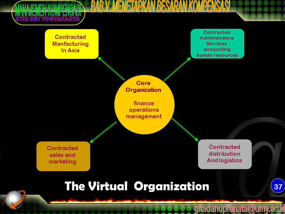 The Virtual Organization