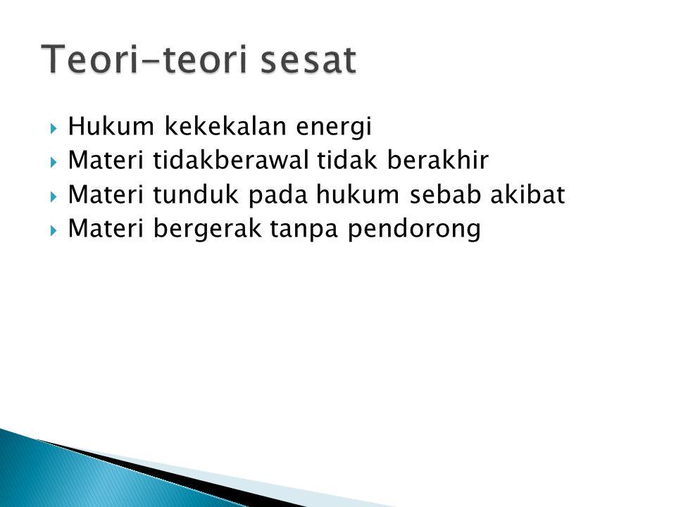 Teori-teori sesat Hukum kekekalan energi