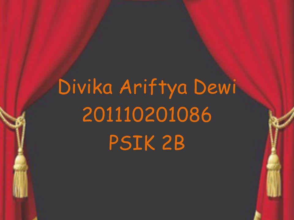 Divika Ariftya Dewi 201110201086 PSIK 2B