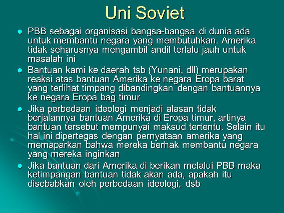 Uni Soviet