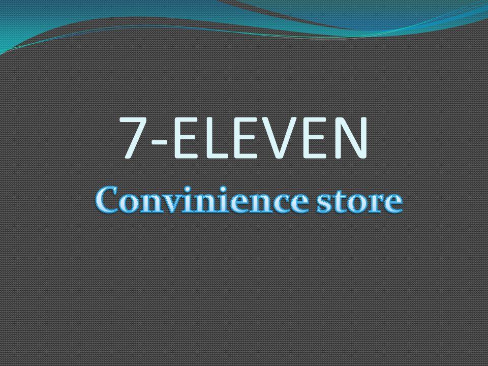 7-ELEVEN Convinience store