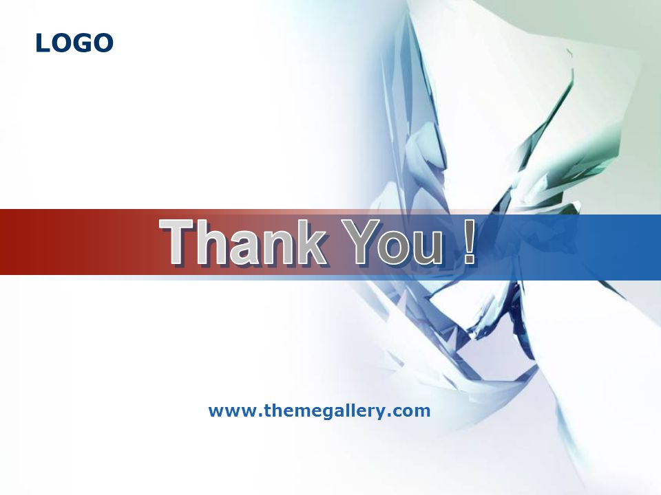 Thank You ! www.themegallery.com