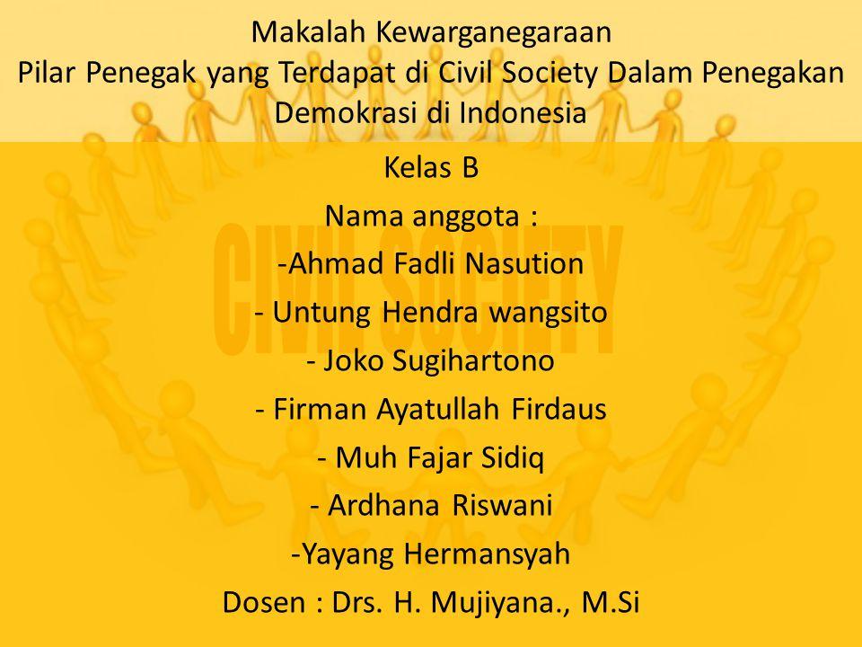 Untung Hendra wangsito Joko Sugihartono Firman Ayatullah Firdaus