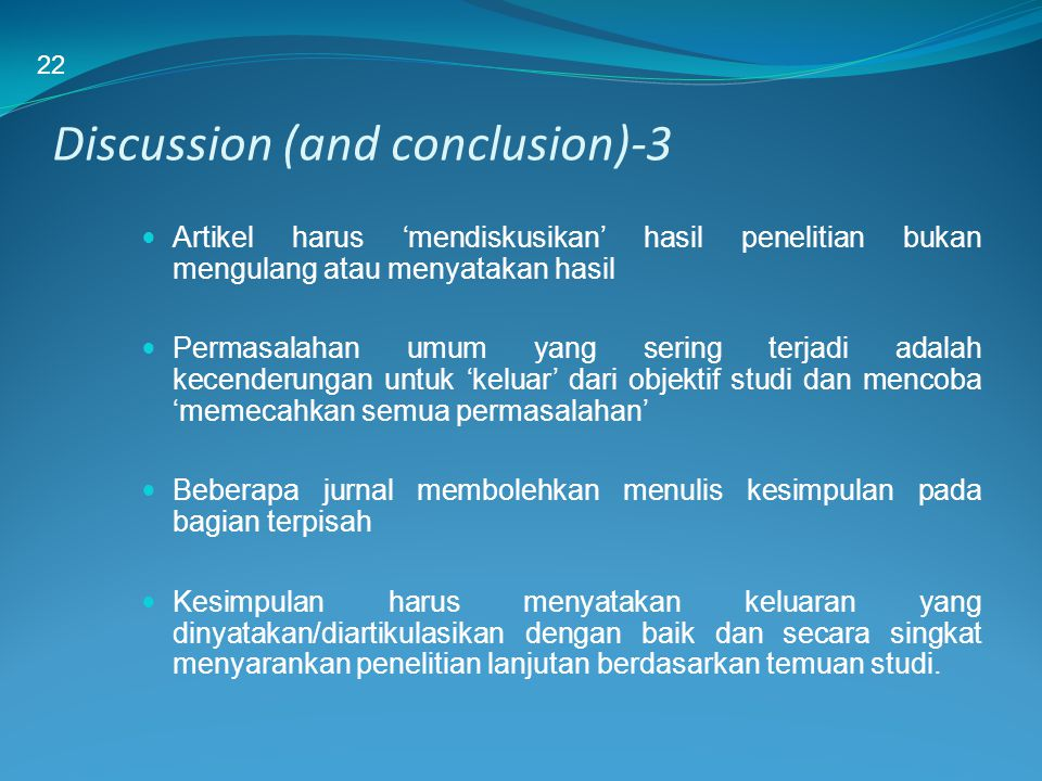 Discussion (and conclusion)-3