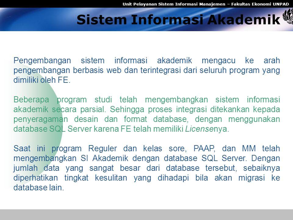 Sistem Informasi Akademik