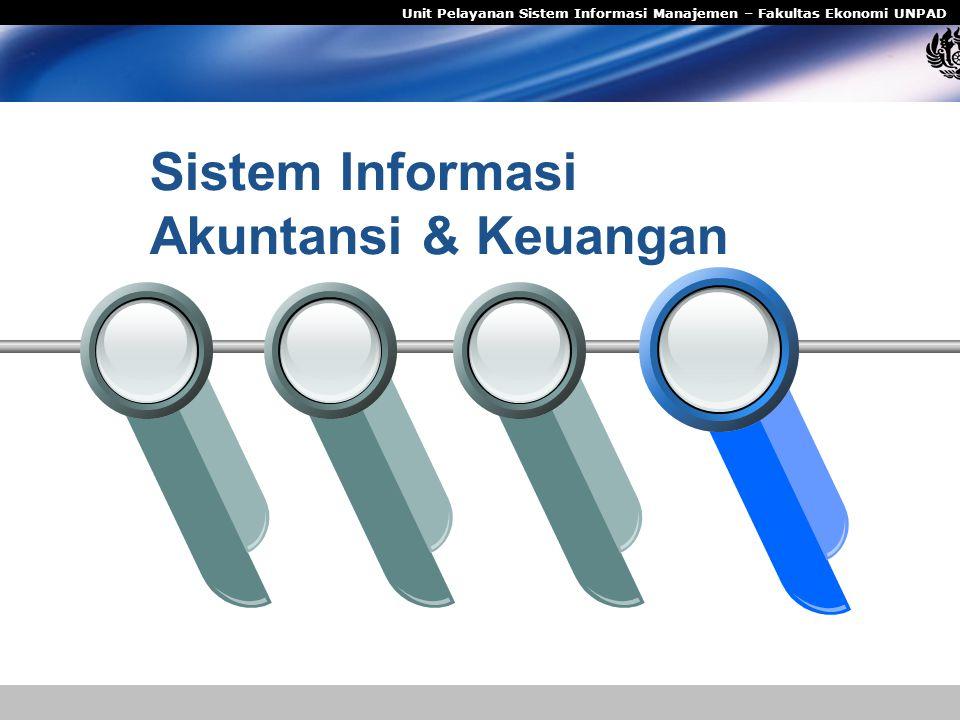 Sistem Informasi Akuntansi & Keuangan