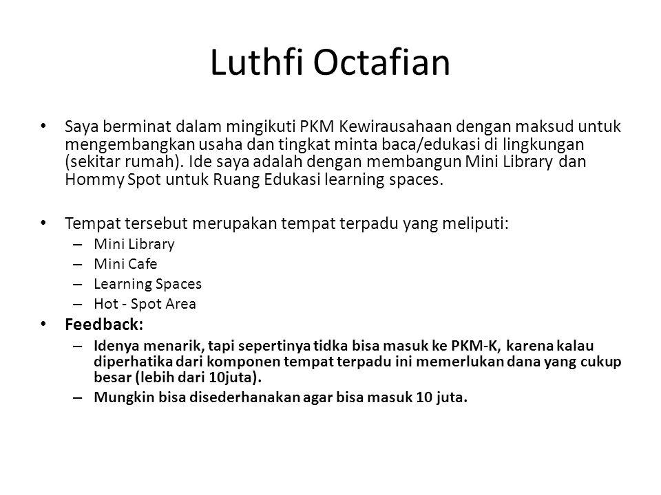 Luthfi Octafian
