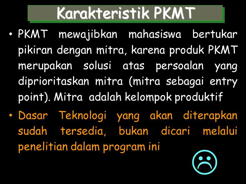 Karakteristik PKMT