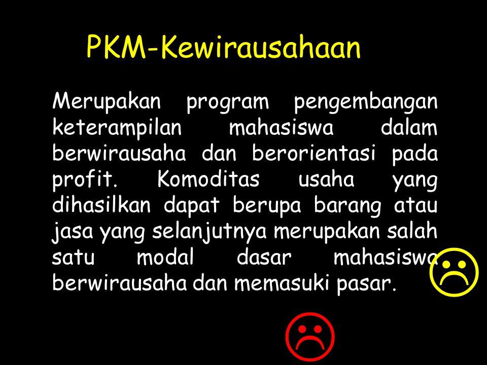 PKM-Kewirausahaan