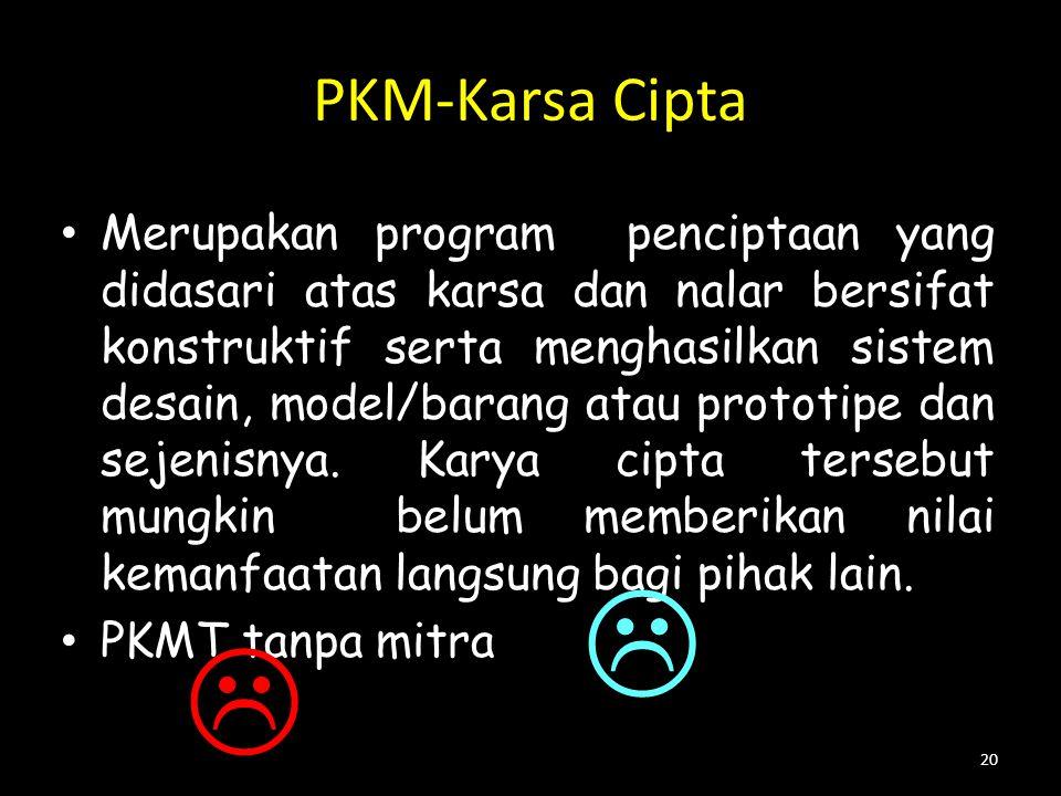 PKM-Karsa Cipta