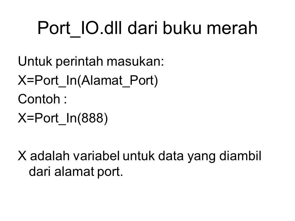 Port_IO.dll dari buku merah