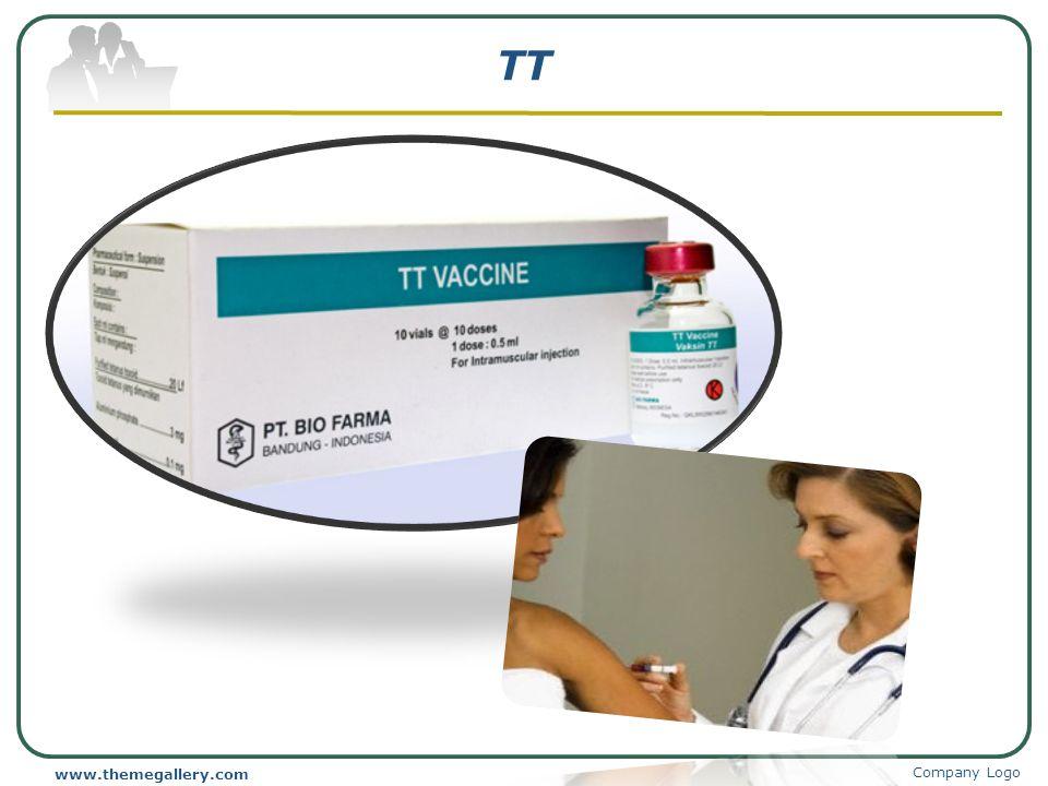 TT www.themegallery.com Company Logo