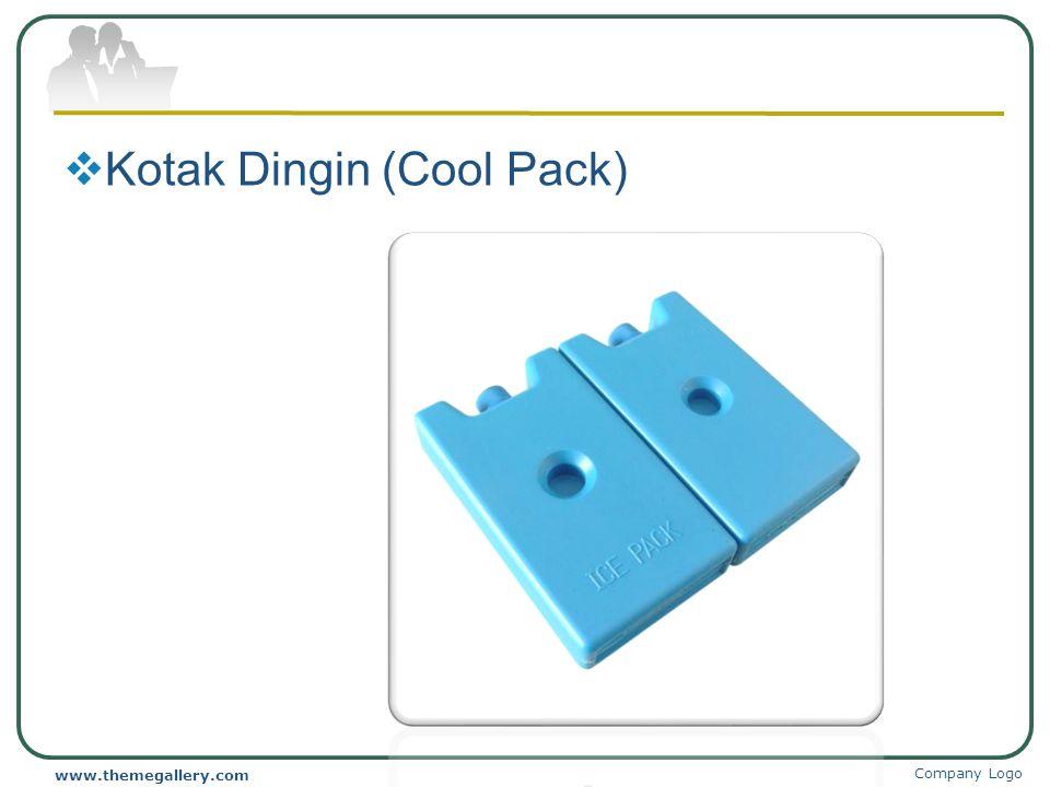 Kotak Dingin (Cool Pack)