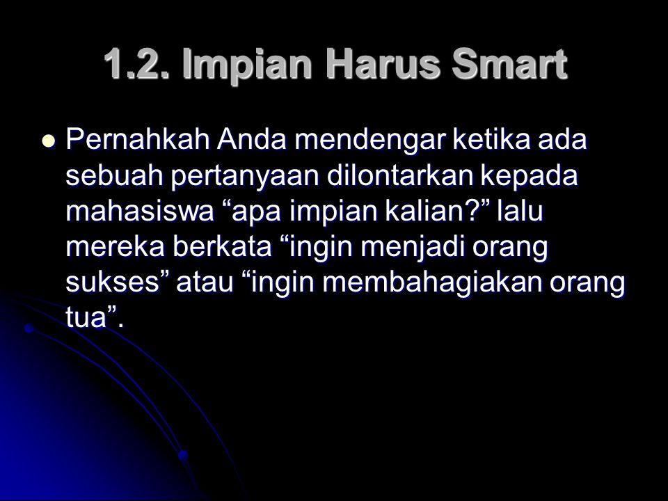 1.2. Impian Harus Smart