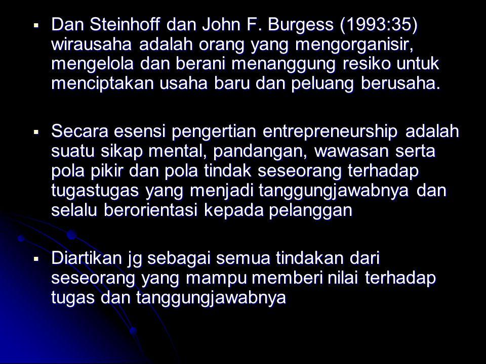 Dan Steinhoff dan John F