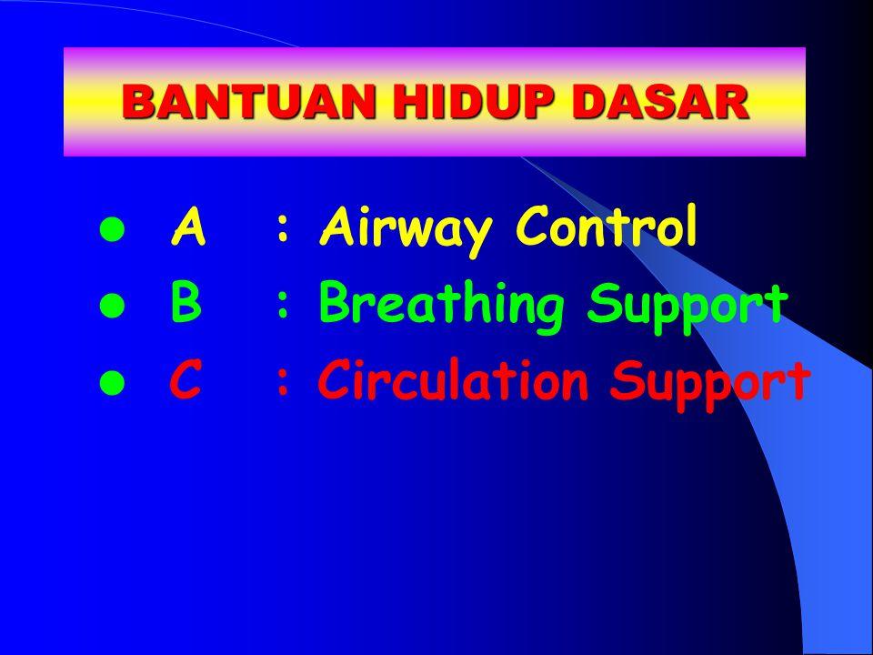 C : Circulation Support