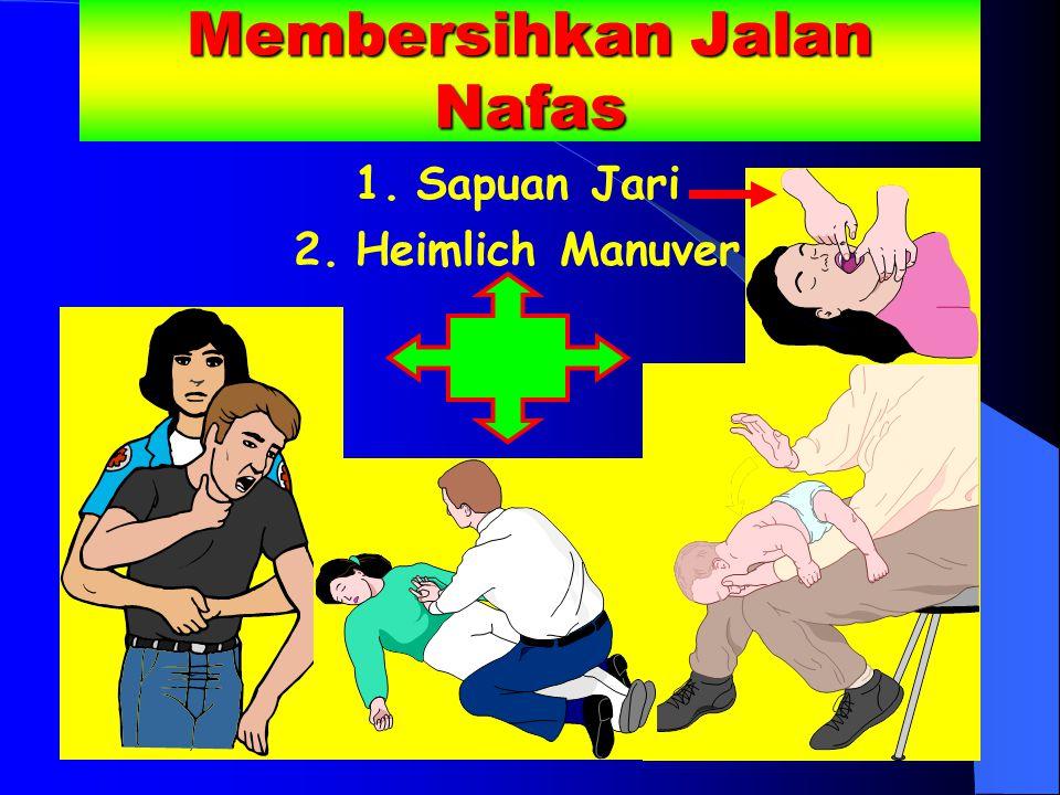Membersihkan Jalan Nafas