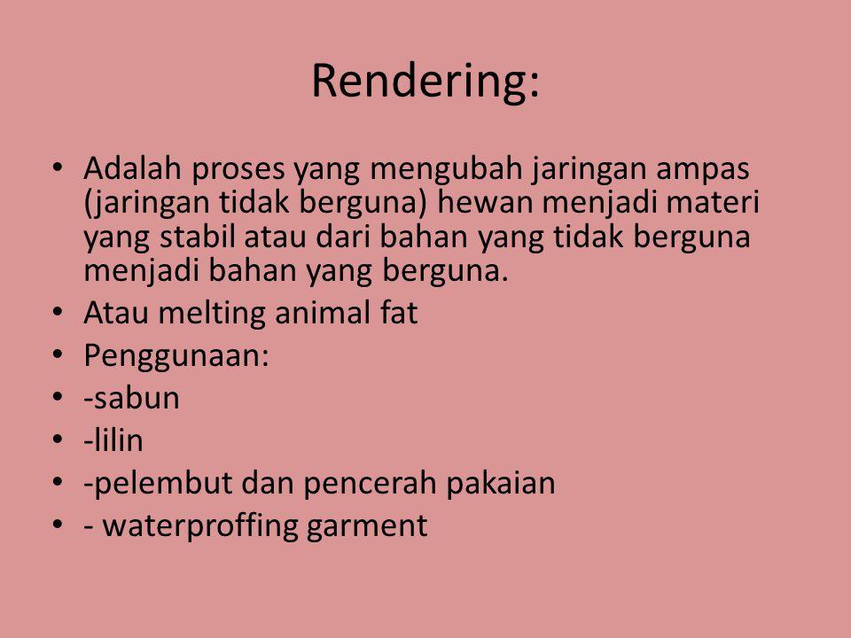 Rendering: