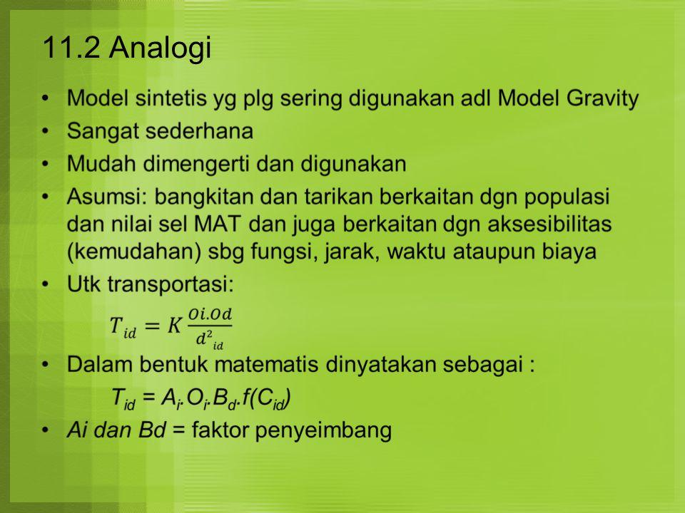 11.2 Analogi