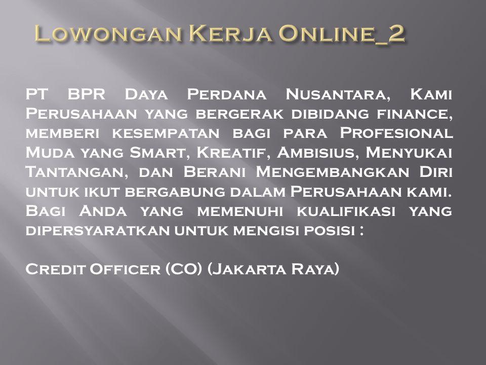 Lowongan Kerja Online_2