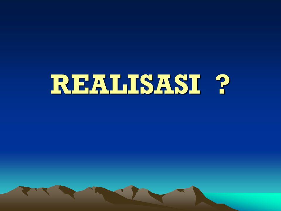 REALISASI