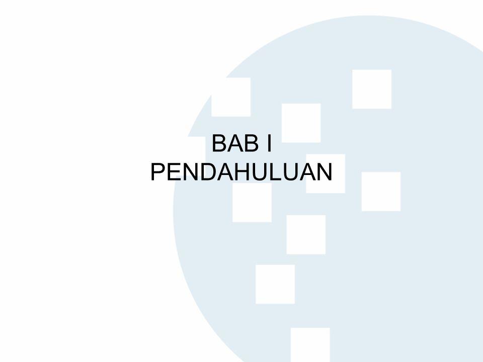 BAB I PENDAHULUAN
