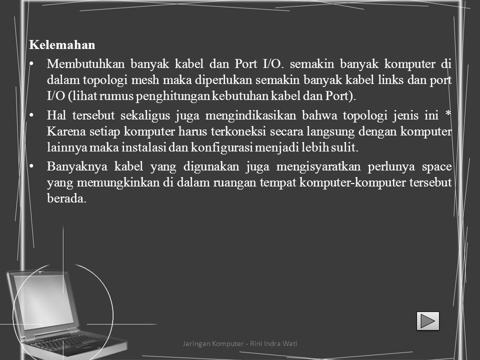 Jaringan Komputer - Rini Indra Wati