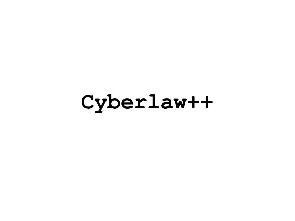 Cyberlaw++