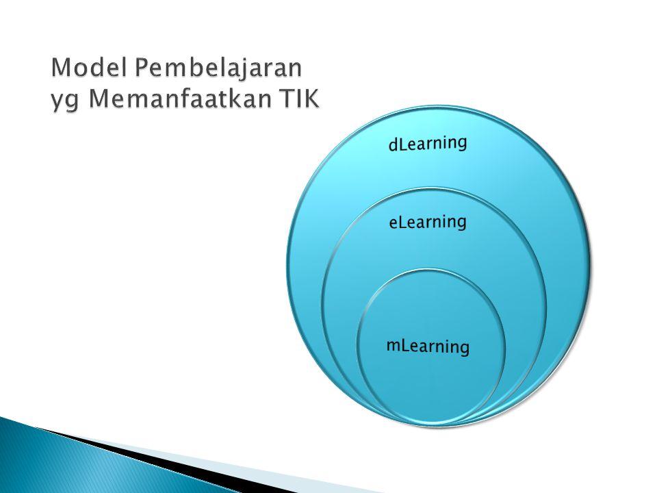 Model Pembelajaran yg Memanfaatkan TIK