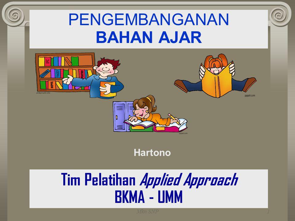 Tim Pelatihan Applied Approach