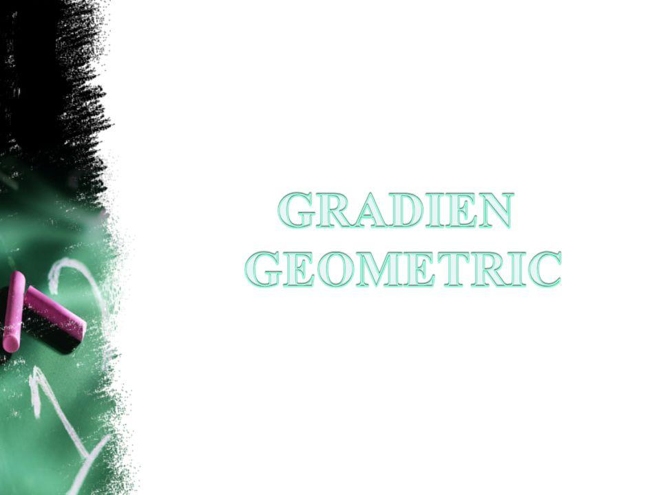 GRADIEN GEOMETRIC