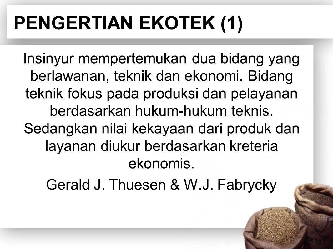 PENGERTIAN EKOTEK (1)