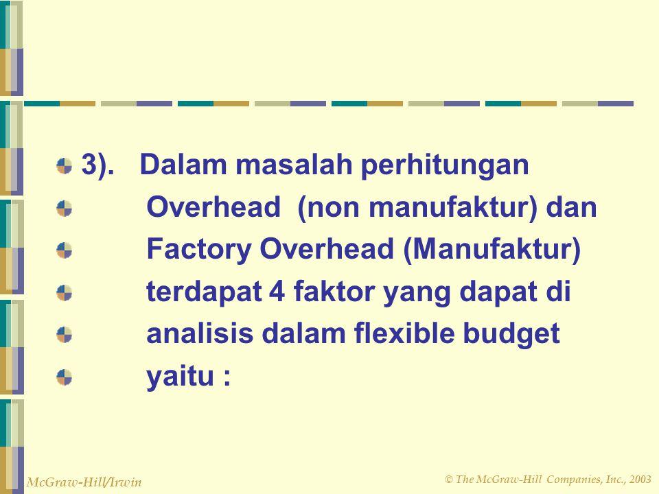 3). Dalam masalah perhitungan