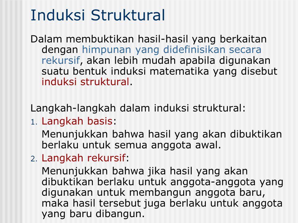 Induksi Struktural