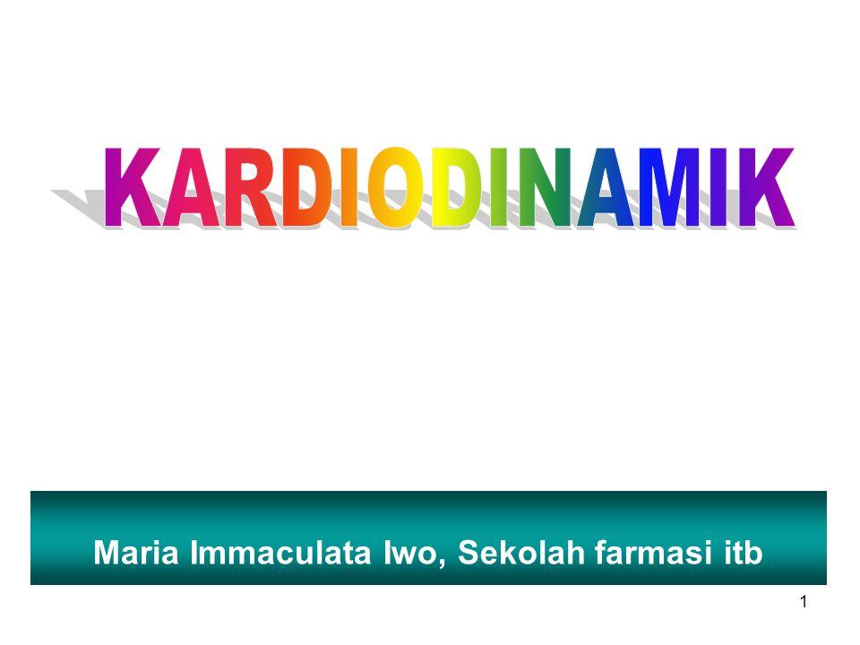 Maria Immaculata Iwo, Sekolah farmasi itb