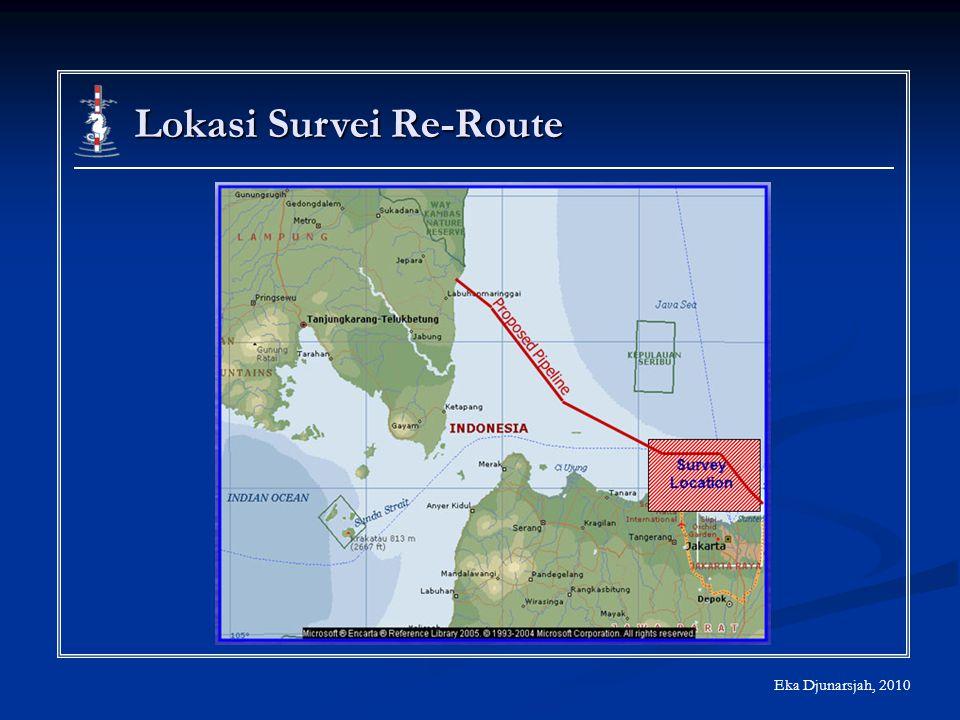 Lokasi Survei Re-Route