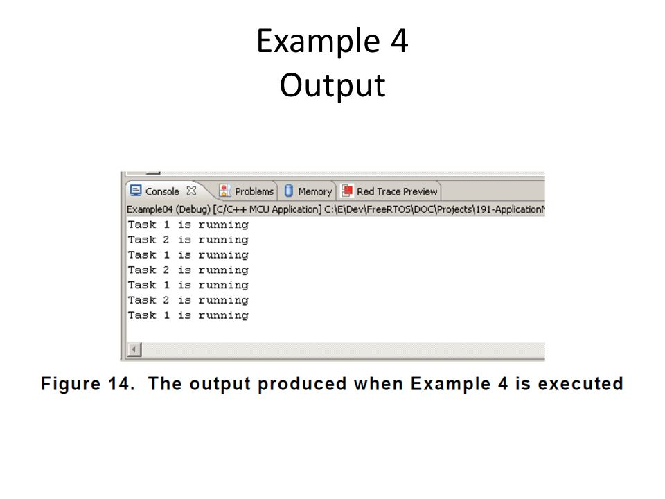 Example 4 Output