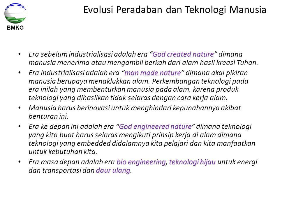 Evolusi Peradaban dan Teknologi Manusia