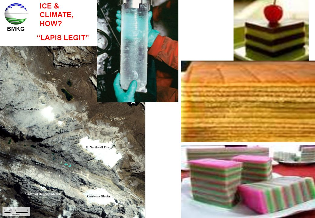 ICE & CLIMATE, HOW LAPIS LEGIT