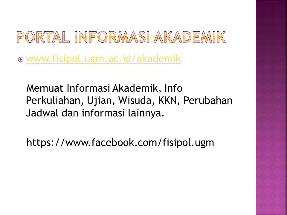 PORTAL Informasi Akademik