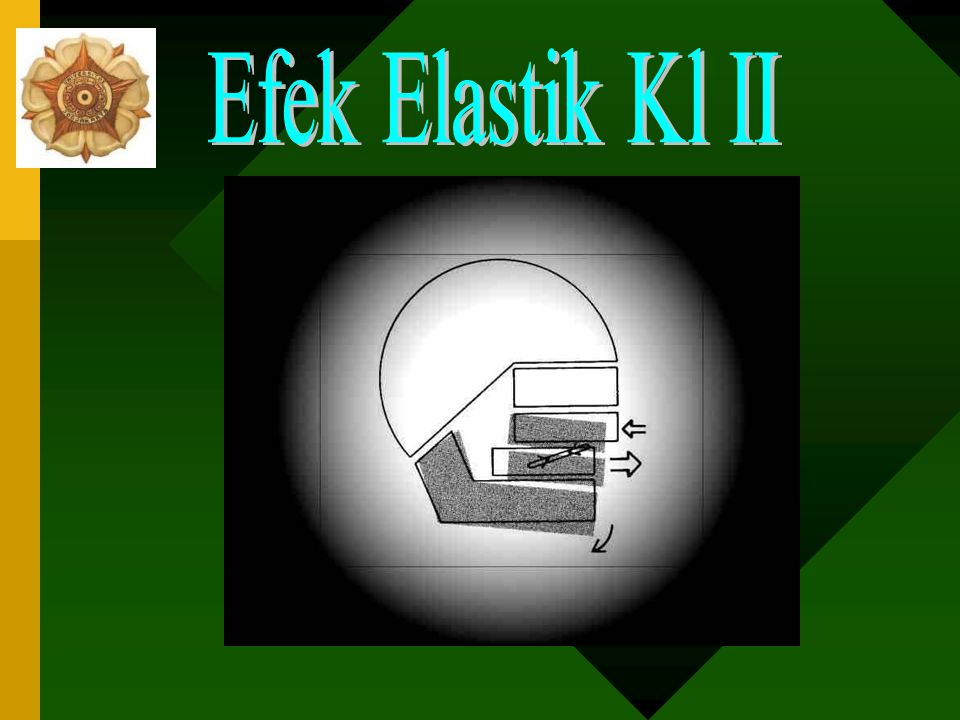 Efek Elastik Kl II
