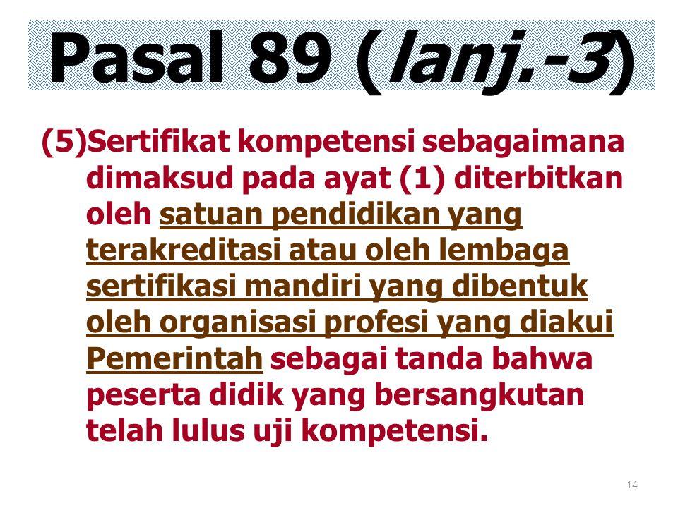 Pasal 89 (lanj.-3)