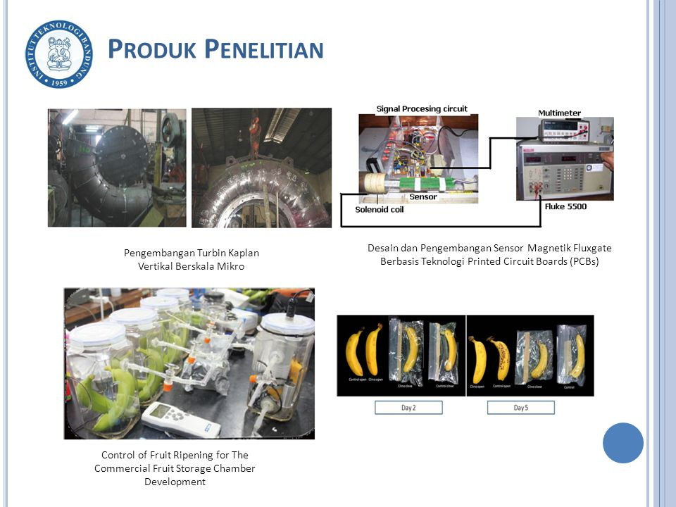 Pengembangan Turbin Kaplan Vertikal Berskala Mikro