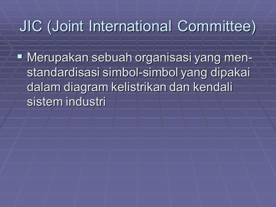 JIC (Joint International Committee)