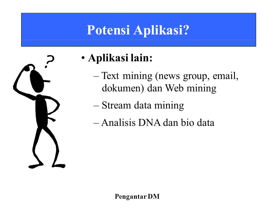 – Text mining (news group, email,